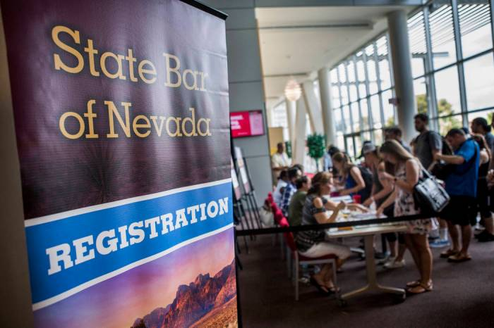 Nevada lowers bar for state legal exam as passage rate skids | Las