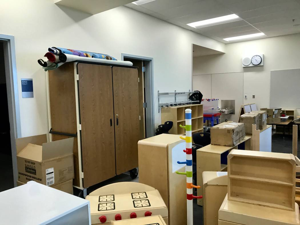 Mathis Elementary In Southwest Las Vegas To Help Relieve