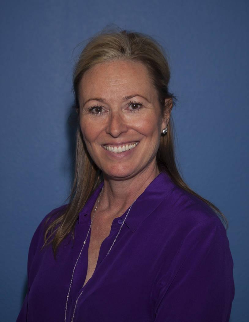 Dr. Lydia Wyatt, director of Volunteers in Medicine of Southern Nevada dental program. (Volunteers in Medicine of Southern Nevada)