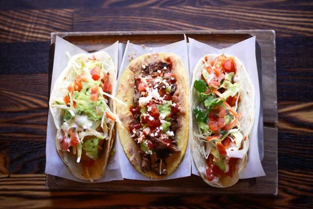 Tacos at Tacos & Beer (Courtesy, Facebook)