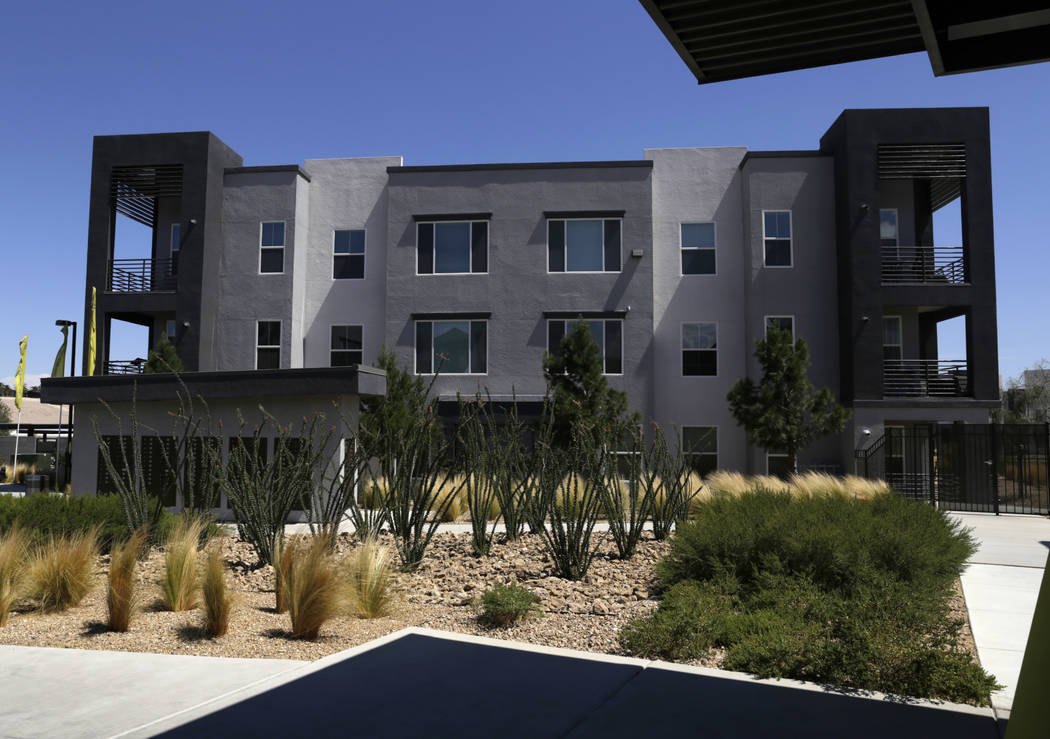 Buyers pay $269M for 4 Las Vegas apartment complexes | Las ...