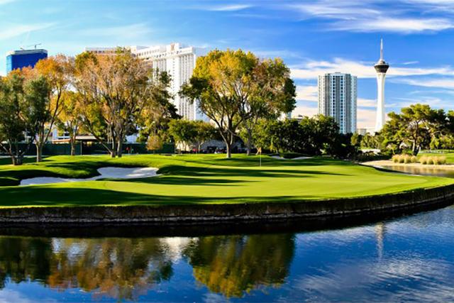 The Las Vegas Country Club at 3000 Joe W. Brown Drive (Facebook)