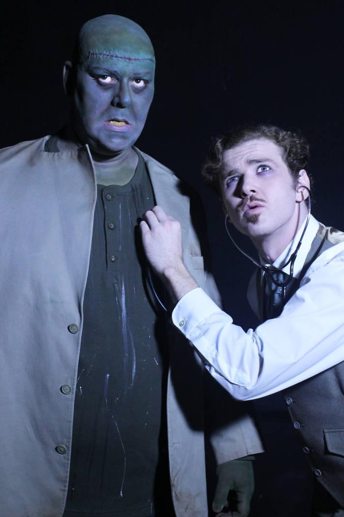 Super Summer Theatre: Young Frankenstein