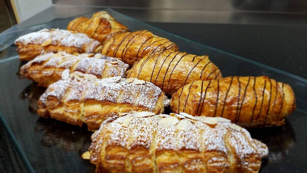 Alfredo's Patisserie opened in early May. The shop carries an array of traditional European baked goods and offers several lunch items including tamales, quiche and salads. (Courtesy photo)