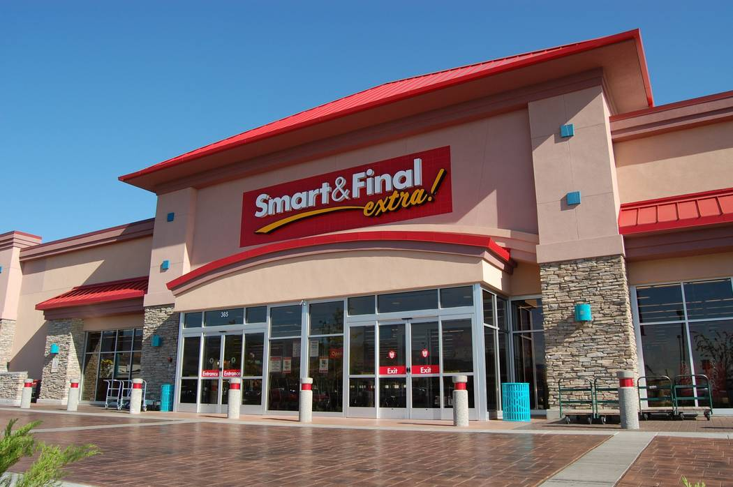 A Smart & Final Extra! store in Reno. The company continues to update its stores in Southern Nevada. (Smart & Final)