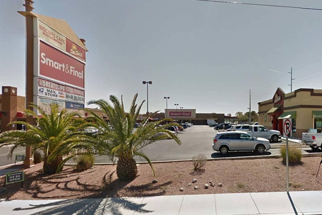 Smart & Final, 8485 W. Sahara Ave. (Google Street View)