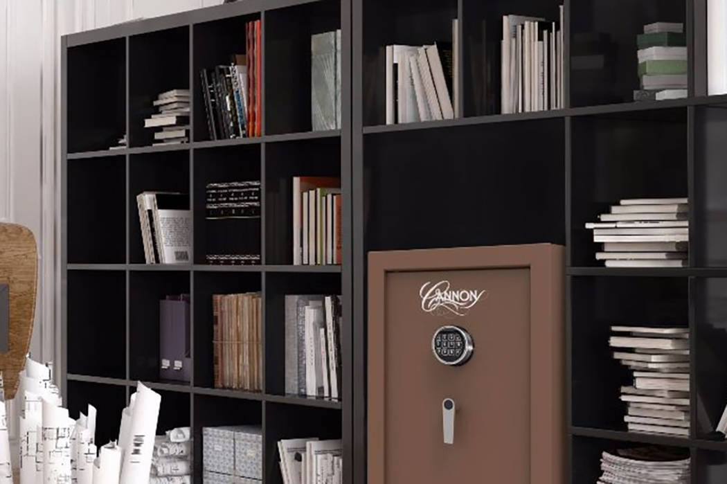 Cannon Safe, based in Las Vegas, makes large residential safes. (Cannon Safe)