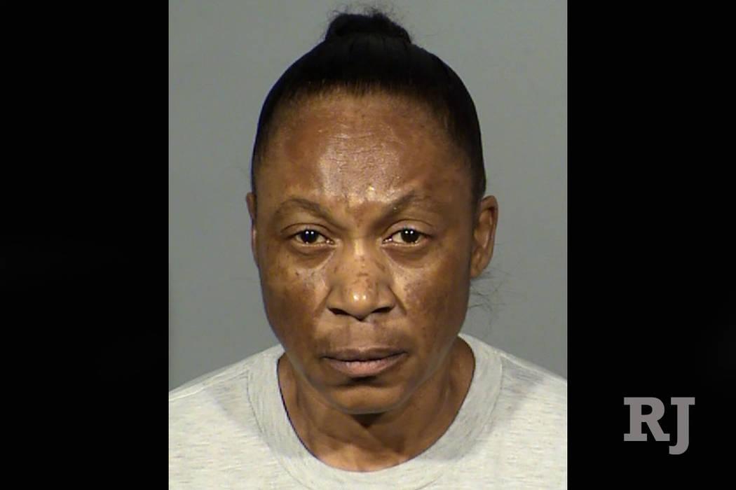 Mattie Harris, 59 (Las Vegas Metropolitan Police Department)