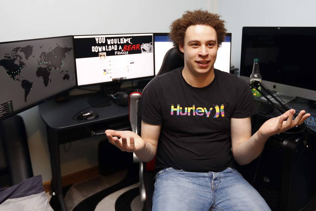 British IT expert Marcus Hutchins, a young British researcher credited with derailing a global cyberattack in May, was arrested in Las Vegas on Aug. 2 for allegedly creating and distributing banki ...