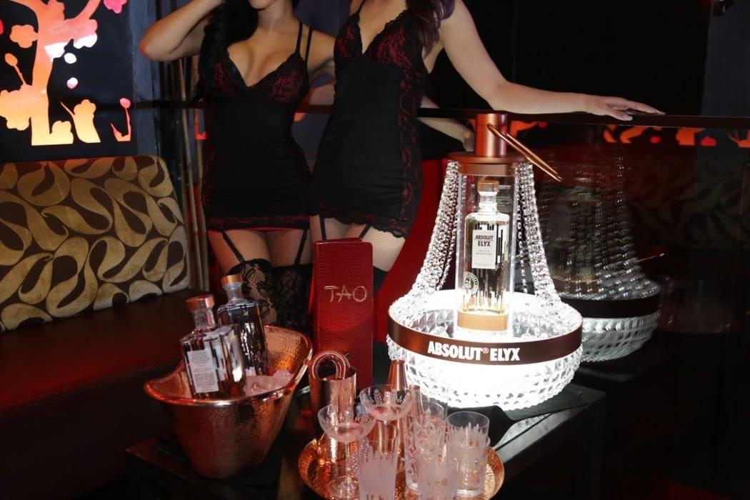 TAO Nightclub created the V.I.W.E. program as an economical alternative to the VIP bottle service experience. (Courtesy)