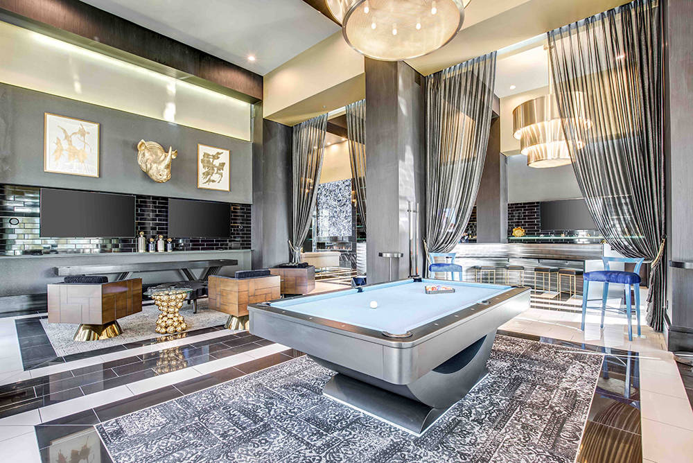Elysian at Stonelake in Henderson offers luxury amenities. (Courtesy)