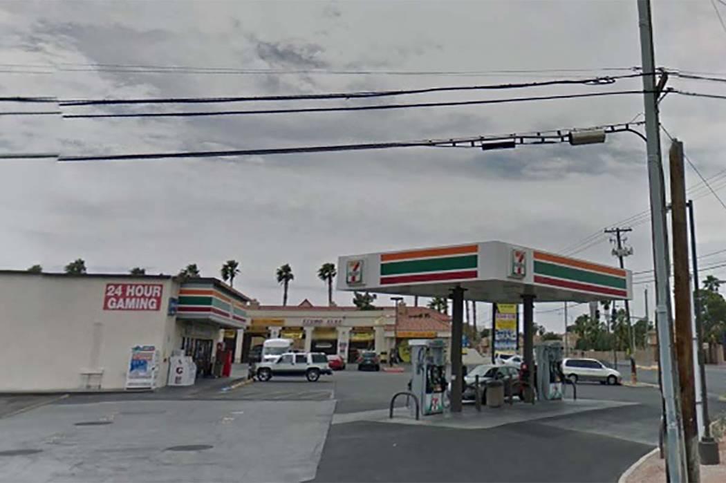 7-Eleven, 5110 S. Maryland Parkway (Google)