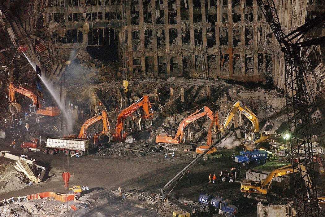 The remains of a man killed at the World Trade Center on 9/11 have been identified for the first time nearly 16 years after the terror attacks, the New York City medical examiners' office announce ...