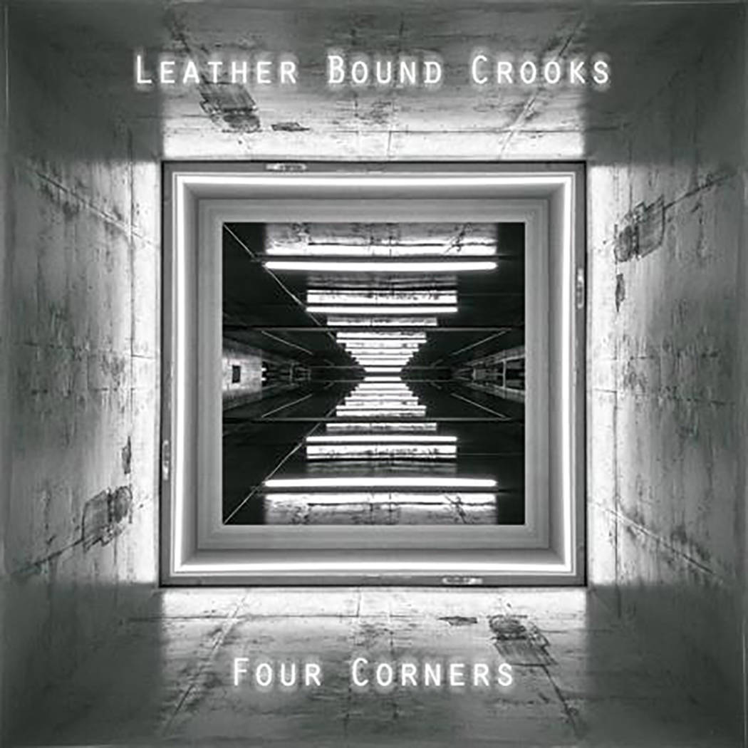 Singer-guitarist Jawaun Barton's impassioned vocals are front and center in Leather Bound Crooks' radio-friendly alt-rock. Leather Bound Crooks