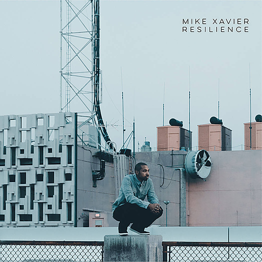 """Resilience,"" Mike Xavier's latest EP, chronicles the life and (hard) times of a working-class MC. Mike Xavier"
