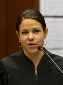 U.S. District Judge Gloria Navarro