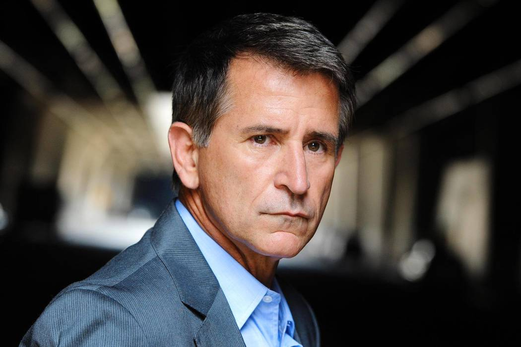 "In the second ""Annabelle"" film, Anthony LaPaglia plays the distraught doll maker who created the possessed piece of plastic that's then inhabited by his deceased daughter. Facebook"