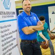 Andy Bischel, president and CEO of the Boys and Girls Club of Southern Nevada.