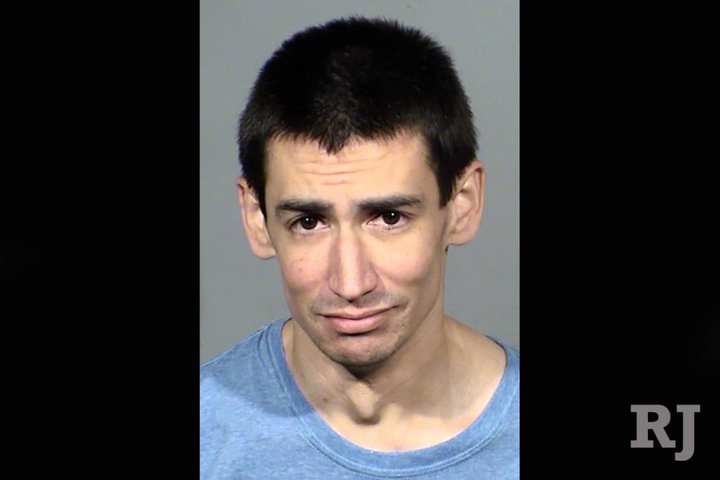 Brandon Hanson (Las Vegas Metropolitan Police Department)