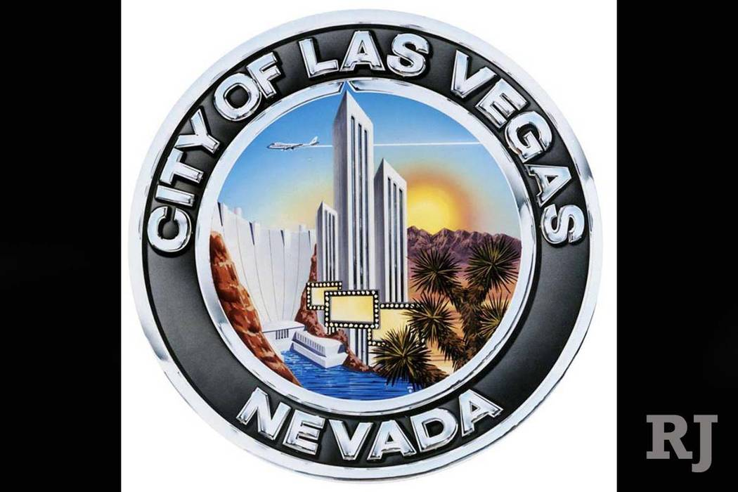 Official seal of the city of Las Vegas (Facebook/City of Las Vegas)