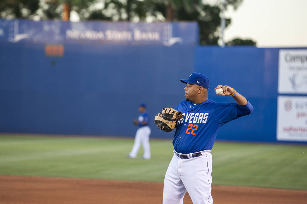 Dominic Smith to be called up, join Mets in Philadelphia on Friday