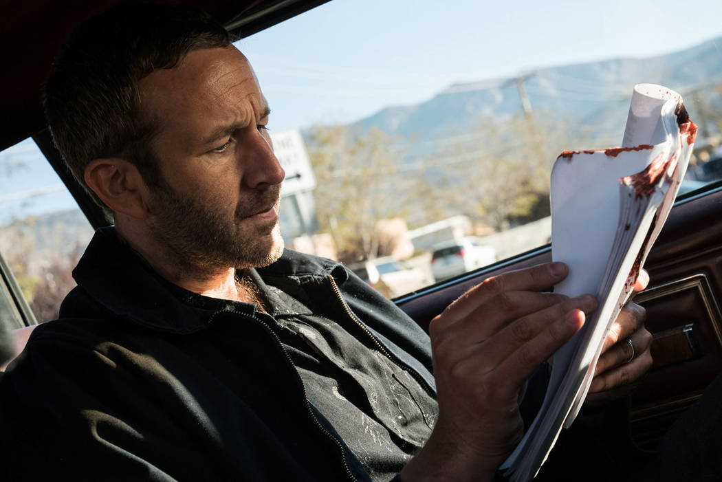 "Chris O'Dowd stars in the Epix series ""Get Shorty."" (Epix)"