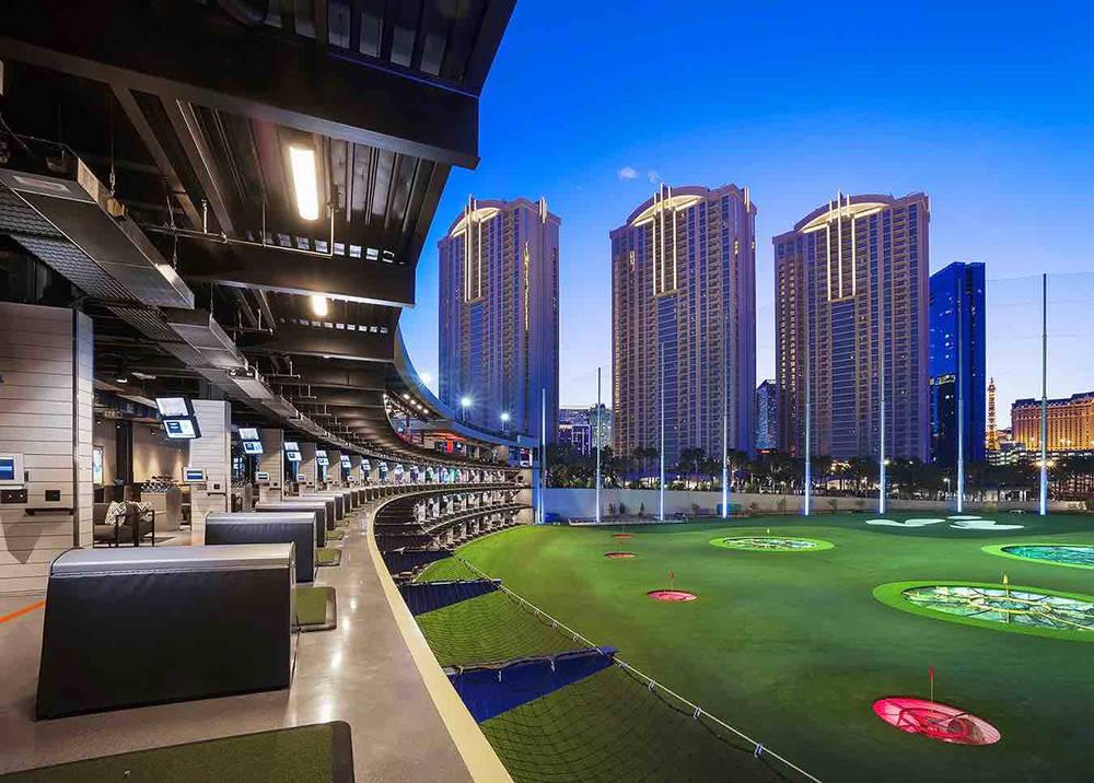 Top Golf. (Michael Baxter, Baxter Imaging LLC)