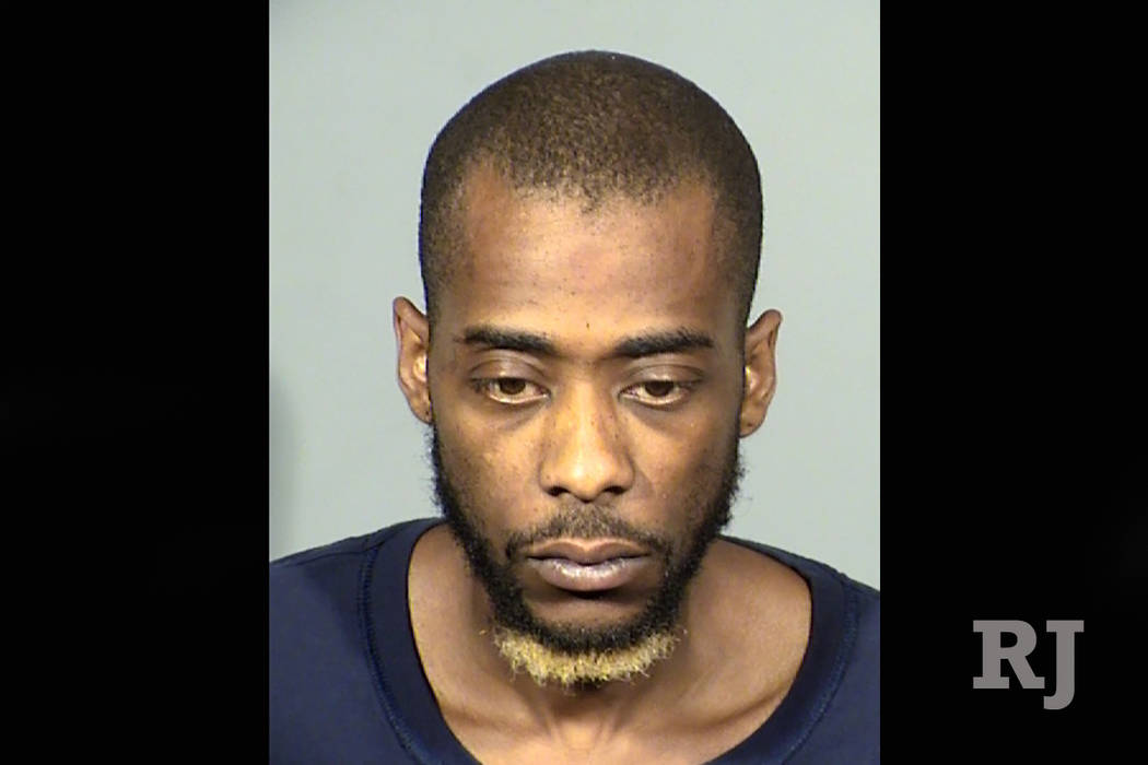 Raashid Yahya (Las Vegas Metropolitan Police Department)