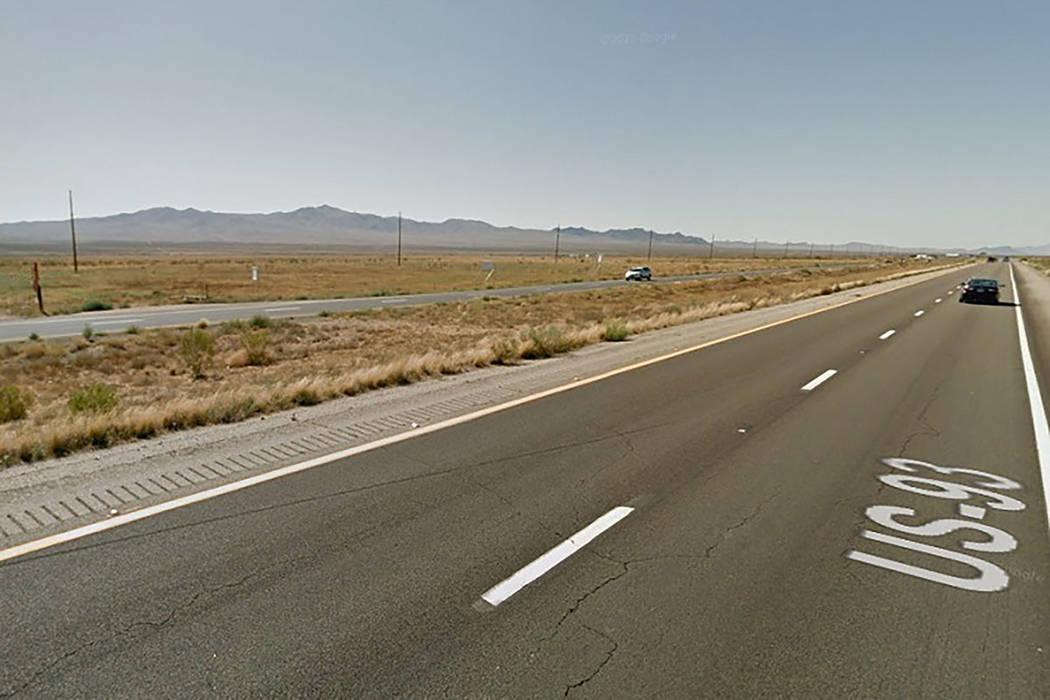 Dolan Springs, Arizona (Google Maps Street View)