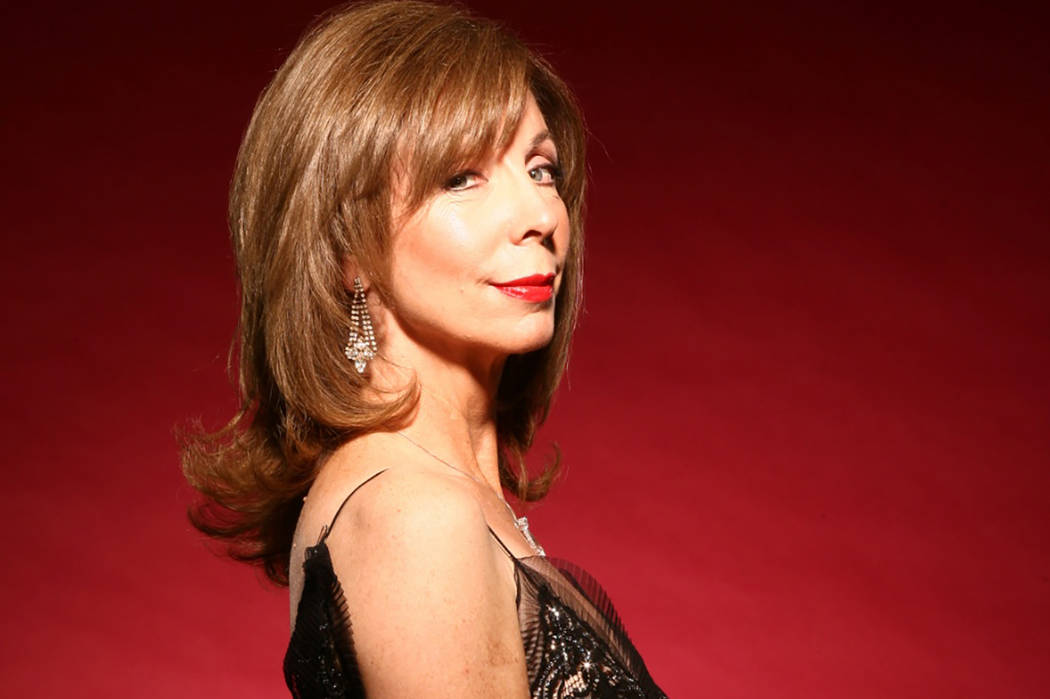 Rita Rudner is to be honored as this year's Casino Entertainment Legend a the Casino Entertainment Awards on Oct. 4 at Hard Rock Hotel. (Rita Rudner)