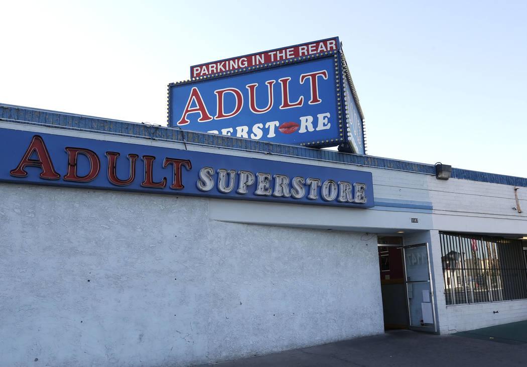 Barnett street adult superstore