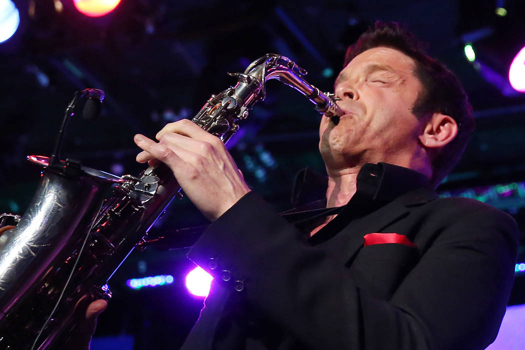 Dave Koz, shown at The Society of Singers' 21st ELLA Awards on Thursday, Feb. 20, 2014 in Beverly Hills, Calif. (Photo by Matt Sayles/Invision for The Society of Singers/AP Images)