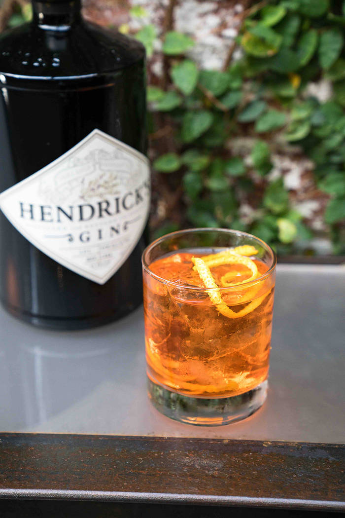 Hendrick's Gin has a presence in the Western U.S. (William Grant & Sons)