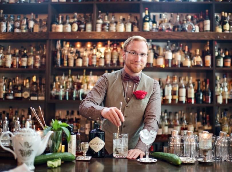 Mark Stoddard is the Western U.S. steward of Hendrick's Gin. (William Grant & Sons)
