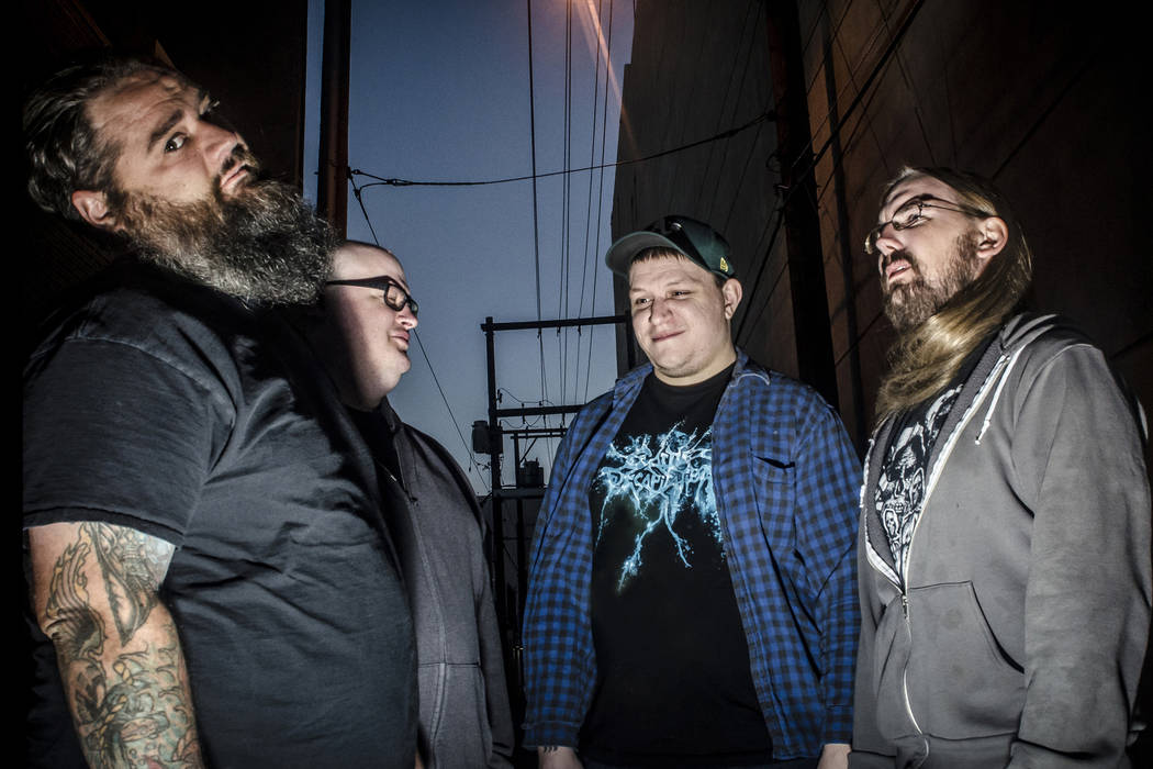 The Fat Dukes' new record is the Vegas band's most cohesive collection of jams yet. (Red Flame Photo)