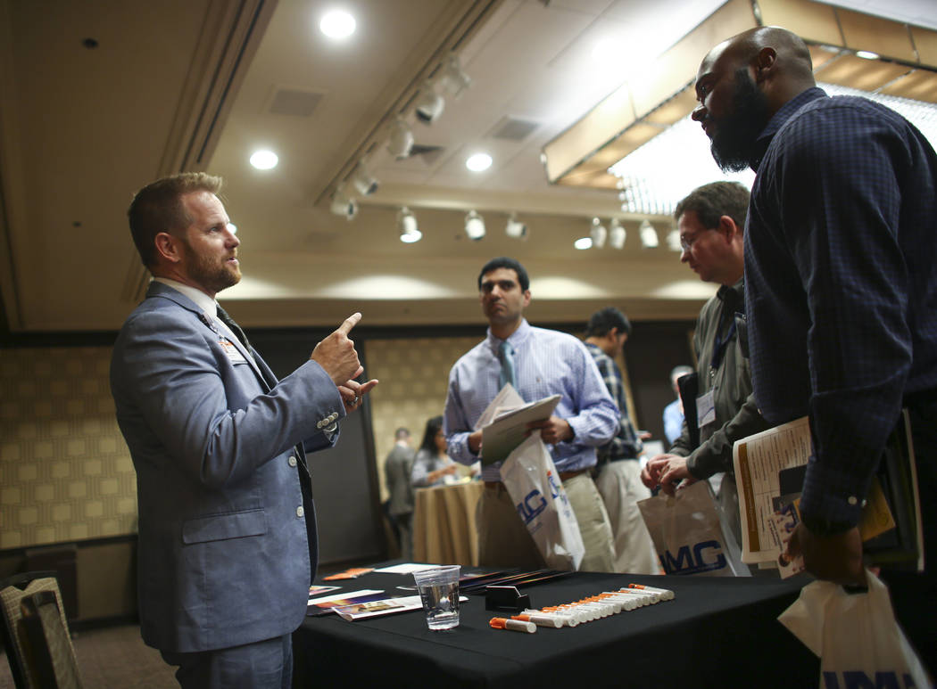 Las Vegas job fair bridges gap between residents, health ...