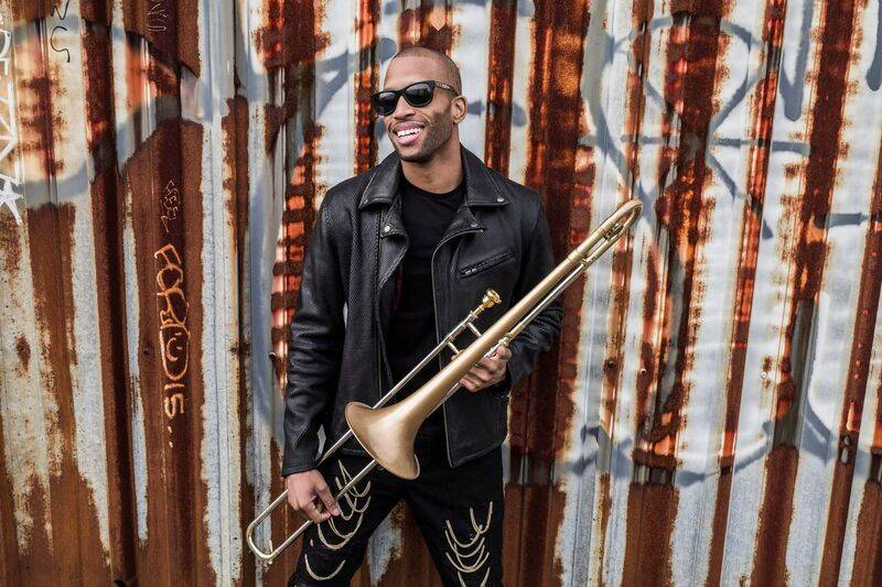 Trombone Shorty (Mathieu Bitton)