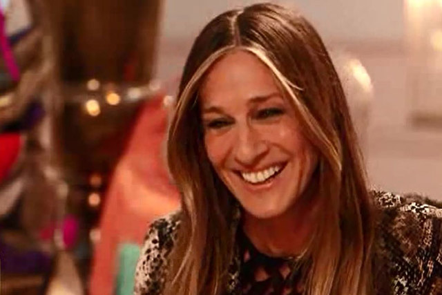 "Sarah Jessica Parker will star in and be the executive producer of a new HBO comedy, ""Divorce."" (Screengrab/Entertainment Tonight)"