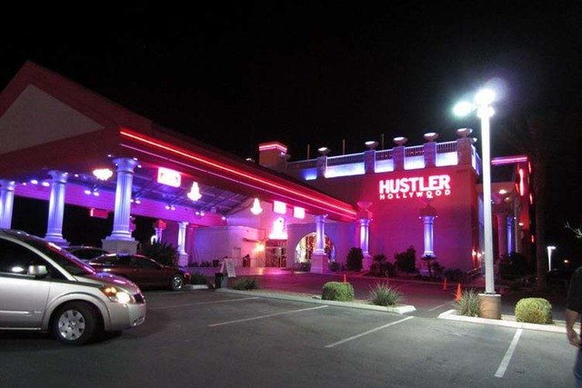 (Courtesy/Larry Flynt's Hustler Club Las Vegas/Facebook)