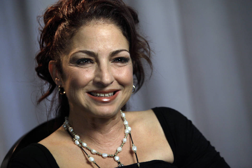 Singer Gloria Estefan in New York, Sept. 13, 2011. (Richard Drew/File,AP)