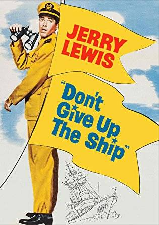 There are only a handful of Jerry Lewis movies that have never been released on home video, and one of those will finally be made available by the boutique Blu-ray/DVD label Kino Lorber on April 1 ...