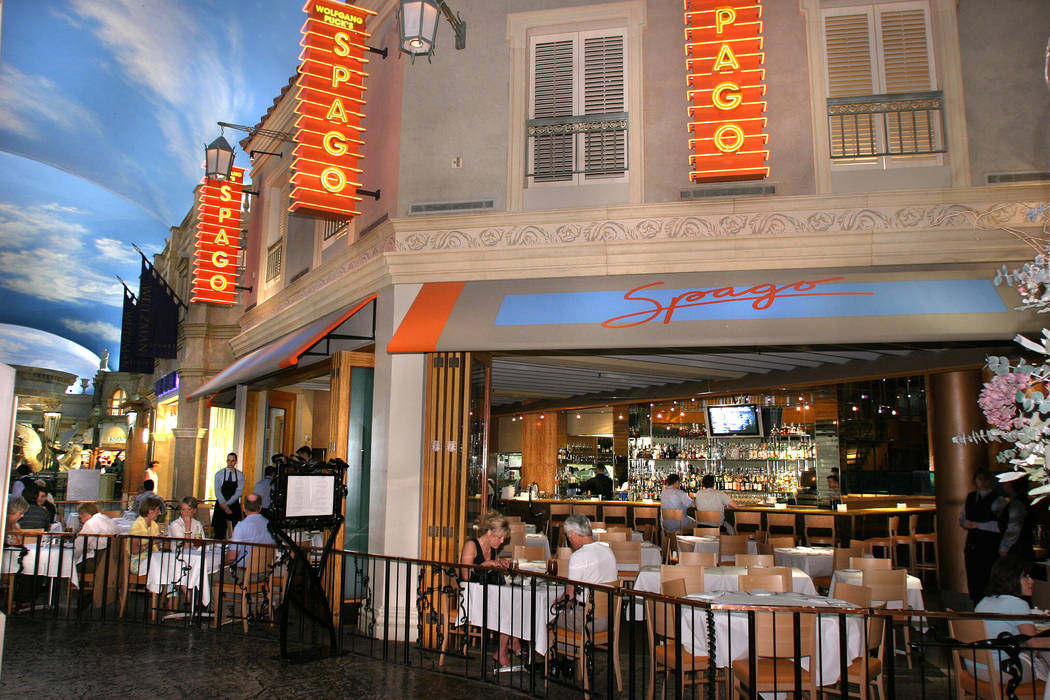Wolfgang Puck S Spago Moving To Bellagio Las Vegas Review