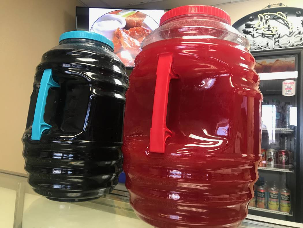 Kool-Aid is on display at Fish Cage on August 18, 2017 at 3940 N. M.L.K. Blvd. (Kailyn Brown/ View) @KailynHype