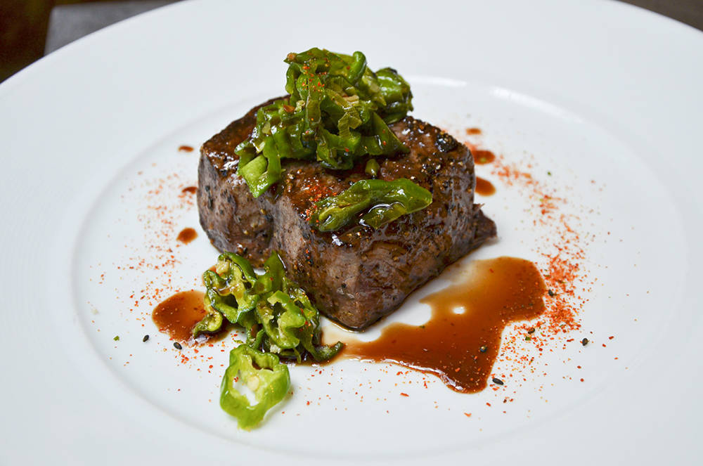 Wagyu skirt steak is on the menu at Tom Colicchio's Heritage Steak at The Mirage. (Courtesy)