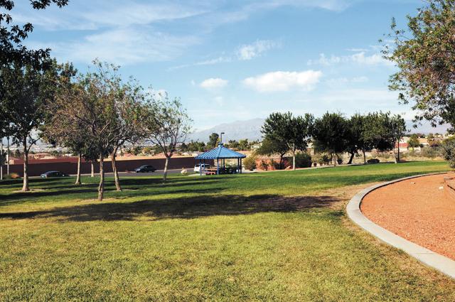 "Cesar E. Chavez Park's namesake spent his life fighting for Southwestern farm workers' civil rights. The park, 1450 Radwick Drive, was originally named for former Nevada Gov. Donal Neil ""Mik ..."