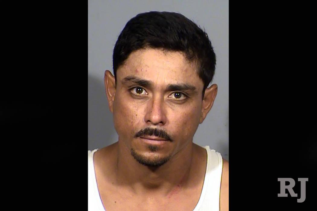 Mario Villegas-Meza (Las Vegas Metropolitan Police Department)