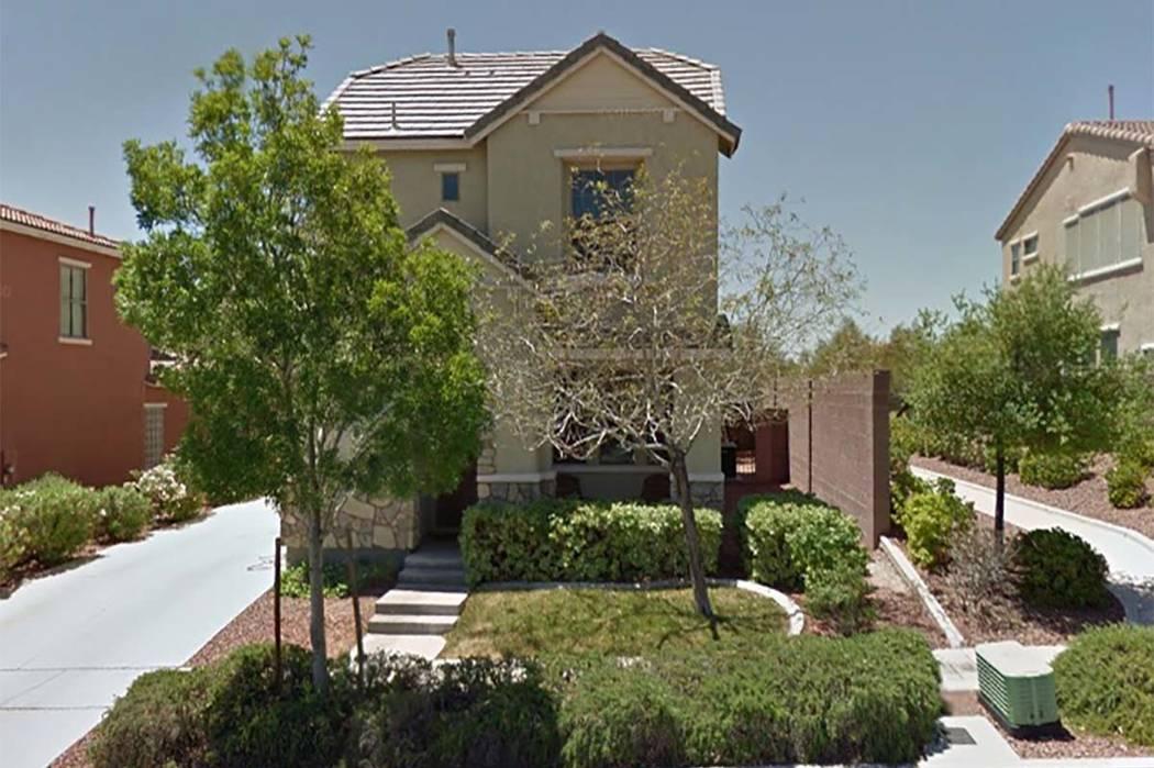10497 Foggy Glen Ave., Las Vegas (Google)