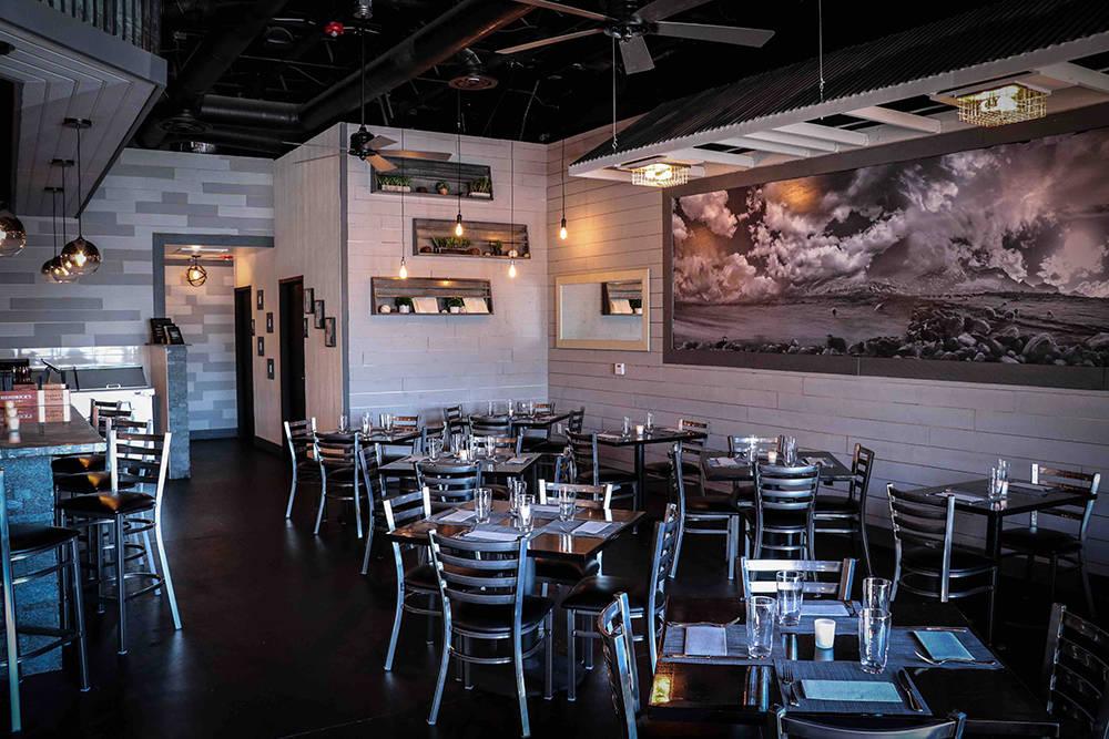 Chef Jamie Tran's Black Sheep restaurant on Warm Springs Road. (Madison Freedle)