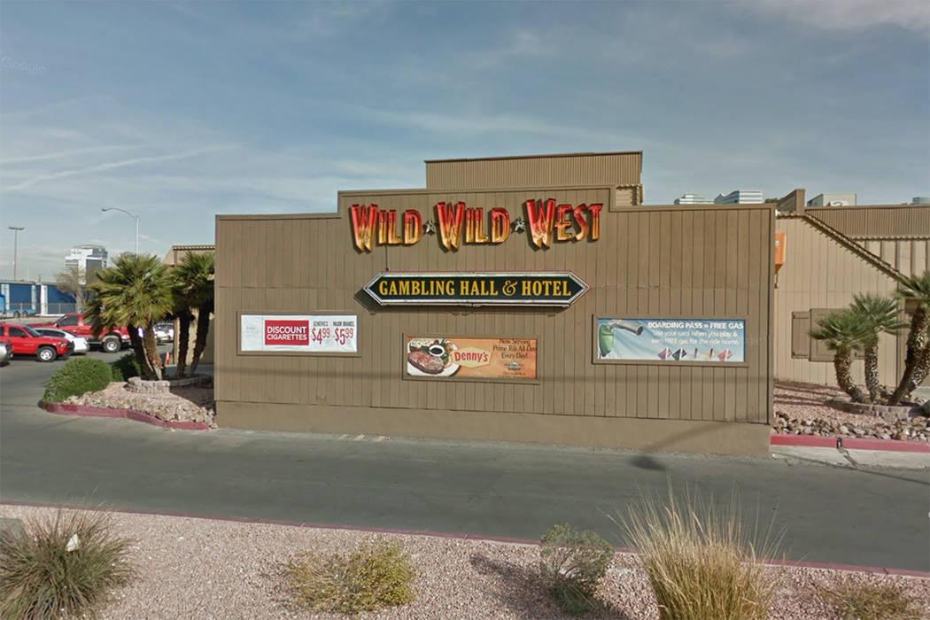 Wild Wild West is shown in a screenshot. (Google)