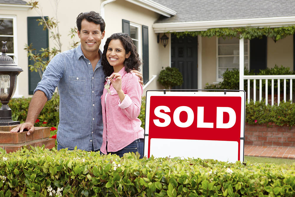 According to the National Association of Realtors, about one-third of all homes are sold during the summer months. (Thinkstock)